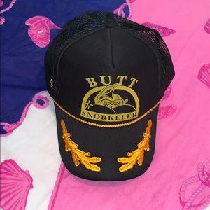 Butt Snorkeler Trucker Hat